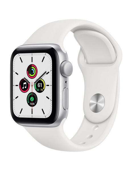 apple-watch-se-gps-40mm-silver-aluminium-case-with-white-sport-band