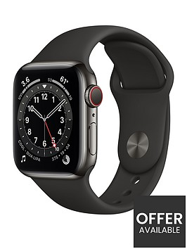 apple-watch-series-6-gps-cellular-40mm-graphite-stainless-steel-case-with-black-sport-band