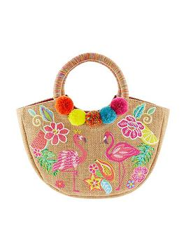 monsoon-girls-tropical-paradise-hoop-handle-bag-multi
