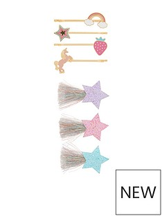 monsoon-girls-star-gazer-clips-and-grips-hair-set-multi