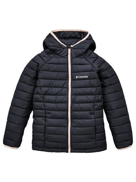columbia-girls-powder-lite-hooded-jacket-blackpink