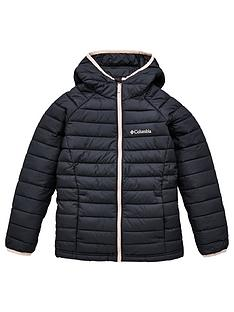 columbia-girls-powder-lite-hooded-jacket-blackpink