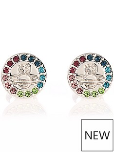 vivienne-westwood-claretta-earrings-silver