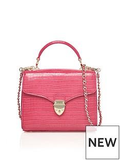 aspinal-of-london-mayfair-midi-mini-croc-bagnbsp--pink