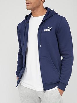 puma-essentials-full-zip-hoodie-peacot