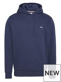 tommy-jeans-tjmnbspregular-fleece-overhead-hoodie-twilight-navy