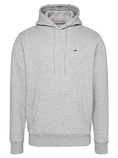 tommy-jeans-tjmnbspregular-fleece-overhead-hoodie-grey-heather