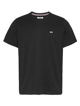 tommy-jeans-tjm-regular-t-shirt-black