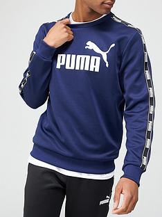 puma-tape-poly-crew-sweatshirt-navynbsp