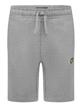 Lyle & Scott Boys Classic Jog Short - Grey