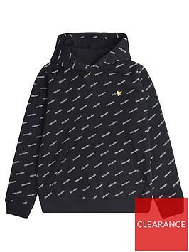 lyle-scott-boys-all-over-print-hoodie-black