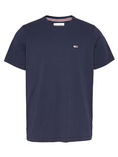 tommy-jeans-tjmnbspregular-t-shirt-twilight-navy