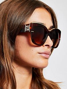 river-island-monogram-glam-sunglasses-brown