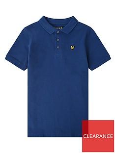 lyle-scott-boys-classic-short-sleeve-polo-estate-blue