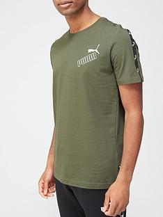 puma-amplified-t-shirt-khakinbsp