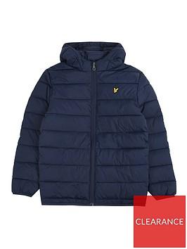 lyle-scott-boys-padded-hooded-jacket-navy