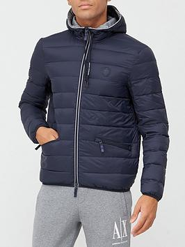 armani-exchange-quilted-down-fill-hooded-jacket-navy