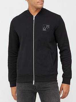 armani-exchange-sweat-bomber-jacket-black
