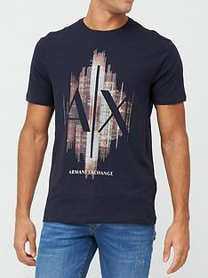 armani-exchange-ax-skyline-logo-print-t-shirt-navy