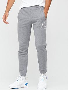 armani-exchange-ax-icon-embroidered-logo-jogging-bottoms-grey