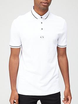 armani-exchange-centre-logo-polo-shirt-white