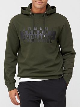 armani-exchange-embossed-faux-leather-logo-overhead-hoodie-khaki