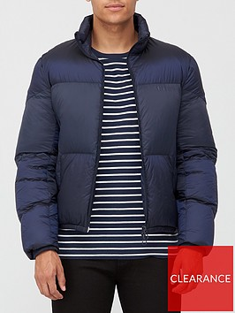 armani-exchange-quilted-down-fill-jacket-navy