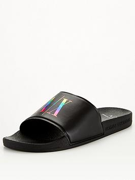 armani-exchange-ax-icon-logo-slides-blacknbsp