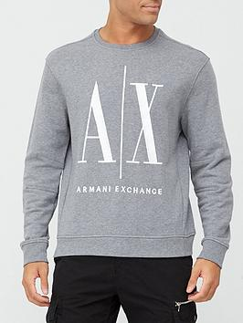 armani-exchange-ax-icon-large-embroidered-logo-sweatshirt-grey
