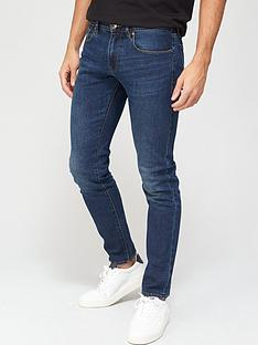 armani-exchange-j13-slim-fit-jeans--nbsp-indigonbsp