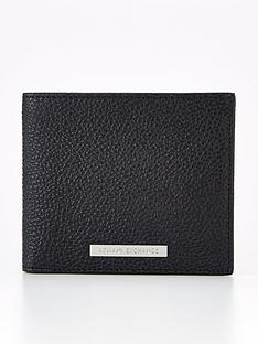 armani-exchange-pebble-grain-leather-billfold-wallet-blacknbsp