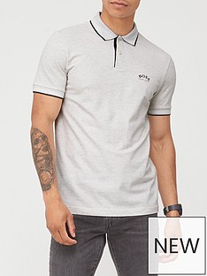boss-golf-paul-curved-polo-white