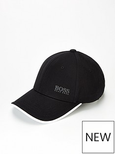 boss-golf-cap-black