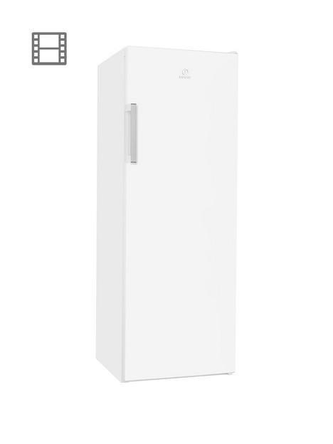 indesit-si61w1-60cm-wide-tall-fridge-white
