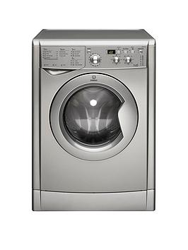 indesit-iwdd75145sukn-7kg-wash-5kg-dry-1400-spin-washer-dryer-silver