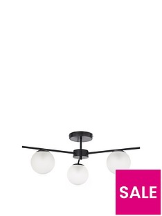ball-3-arm-flush-ceiling-light