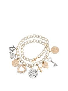 bibi-metallic-tone-charm-necklace
