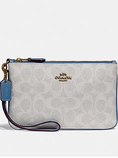 coach-colourblock-coated-canvas-signature-wristlet-chalkblue