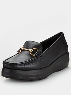 carvela-comfort-chaz-platformnbsploafers-black