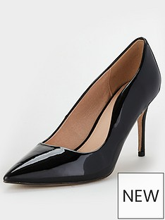 miss-kg-corinthia-wide-fit-heeled-courtnbspshoes-blacknbsp