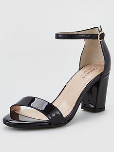 carvela-comfort-abigail-heeled-sandal-navy