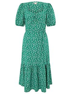 monsoon-roxie-rose-print-organic-cotton-dress-green