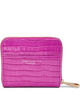 aspinal-of-london-continental-mini-pursenbsp--hibiscus-pink
