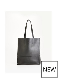 aspinal-of-london-origami-tote-black