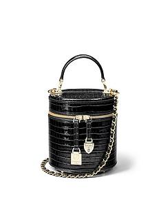 aspinal-of-london-pandora-patent-croc-cross-body-bag-black