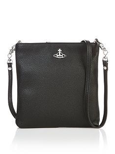 vivienne-westwood-johanna-square-cross-body-bag-black