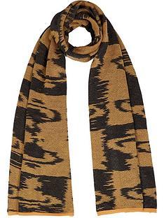 vivienne-westwood-all-over-orb-scarf-blackmustard