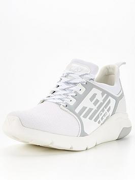 ea7-emporio-armani-a-racer-reflex-runner-trainers-white