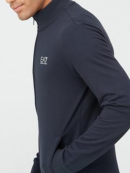 ea7-emporio-armani-core-idnbsplogo-zip-through-tracksuit-navysilver