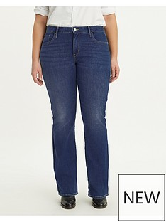 levis-plus-315nbspshaping-boot-jeans-dark-indigo